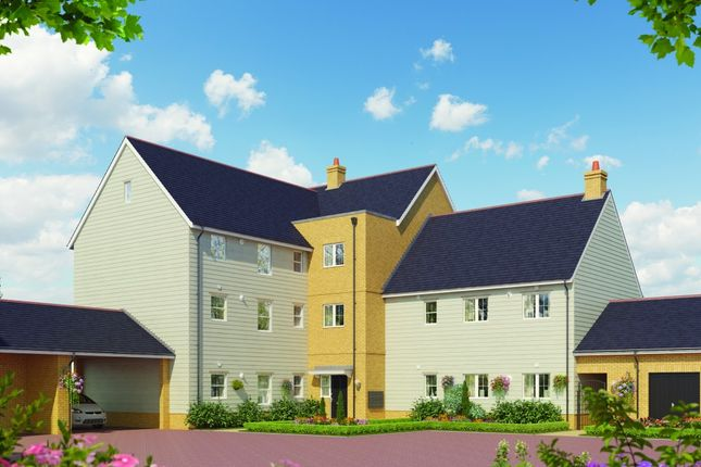 Thumbnail Flat for sale in Hall Road, Rochford Essex
