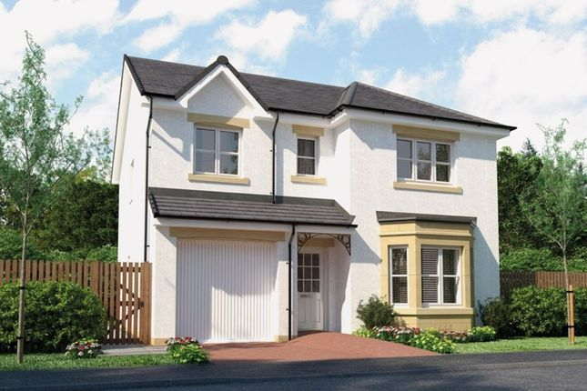 Thumbnail Detached house for sale in Carnethie Street, Rosewell