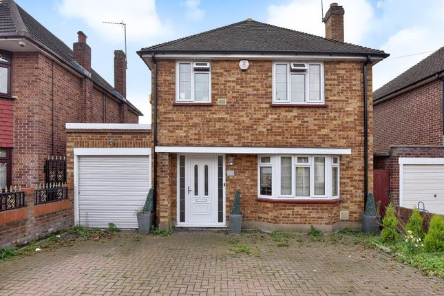 Thumbnail Detached house to rent in Marlborough Road, Langley