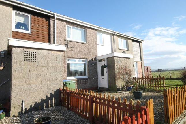 Thumbnail Terraced house to rent in Bridgehousehill Road, Kilmarnock