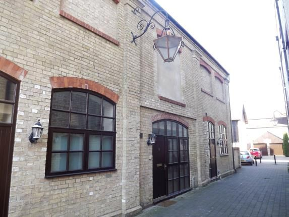 Thumbnail Terraced house for sale in The Old Mill Office, Fishers Yard, St. Neots, Cambridgeshire
