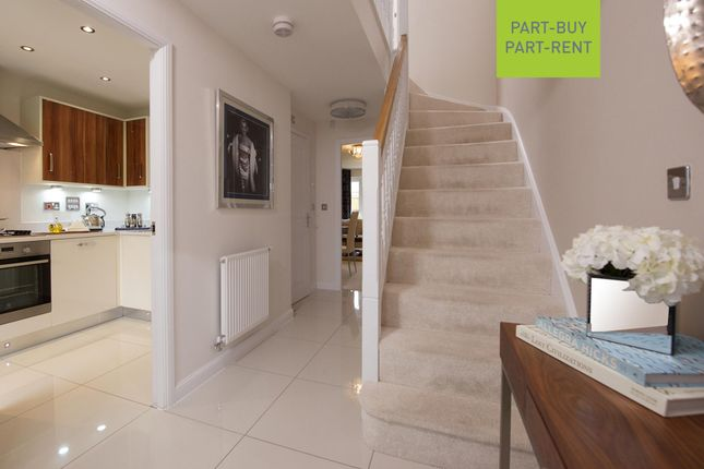 "Thumbnail End terrace house for sale in ""Winwick"" at Dunnock Lane, Cottam, Preston"