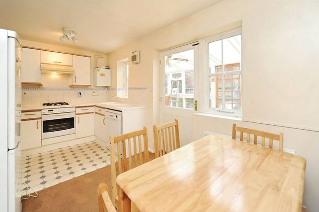 Thumbnail End terrace house for sale in Dingle Gardens, Docklands
