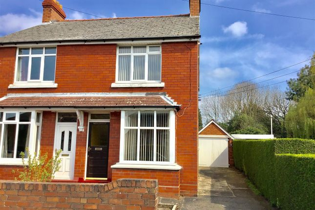 Thumbnail Semi-detached house for sale in Furnace Lane, Trench, Telford