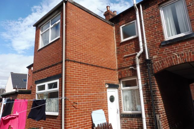 Rear View of Bartholomew Street, Wombwell S73