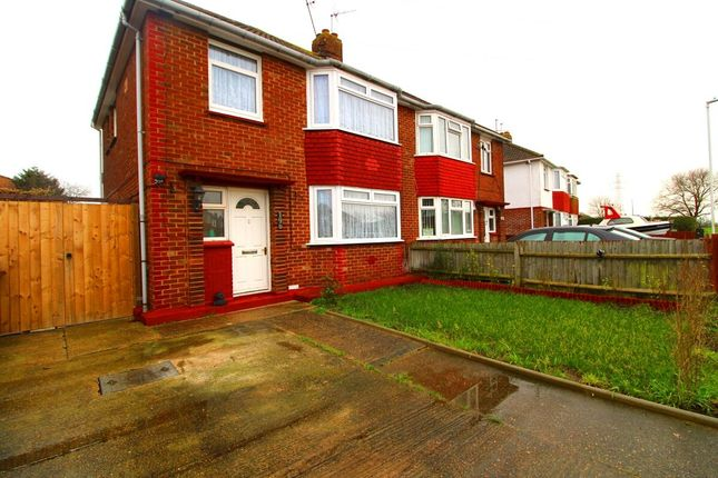 3 bed semi-detached house for sale in St. Georges Avenue, Sheerness ME12