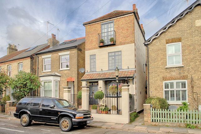 4 bed detached house for sale in Talbot Street, Hertford