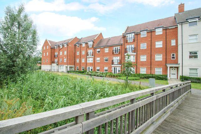 Thumbnail Flat to rent in Imogen House, Ashville Way, Wokingham, Berkshire
