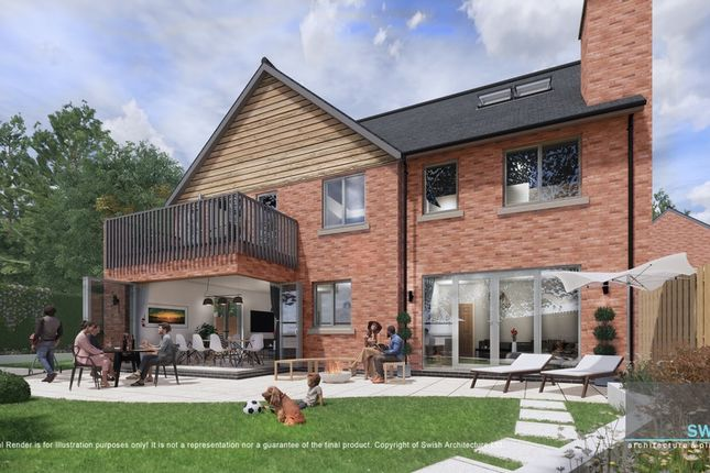 Thumbnail Detached house for sale in Manor Farm, Station Road, Whissendine, Rutland