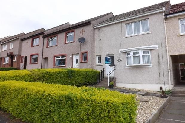 Thumbnail Terraced house to rent in Cairndyke Crescent, Airdrie