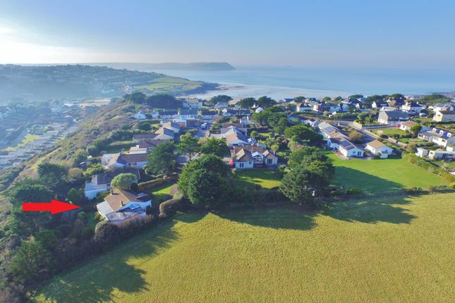 Thumbnail Detached bungalow for sale in 13 Tinners Way, New Polzeath
