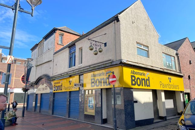 Thumbnail Retail premises for sale in 15 Waterloo Place, Sunderland