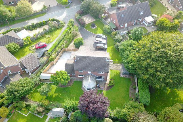 Thumbnail Detached house for sale in Nobold, Baschurch, Shrewsbury