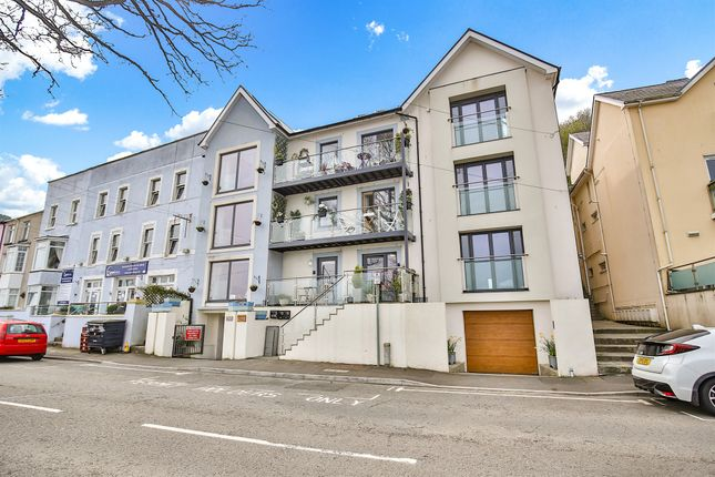 Thumbnail Flat for sale in Mumbles Road, Mumbles, Swansea