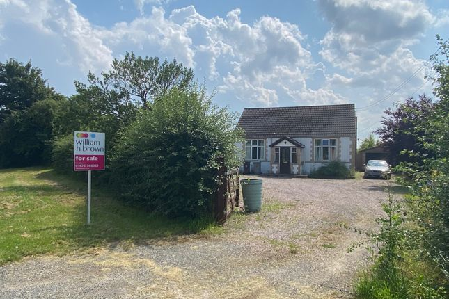 Thumbnail Bungalow for sale in Grantham Road, Great Gonerby, Grantham