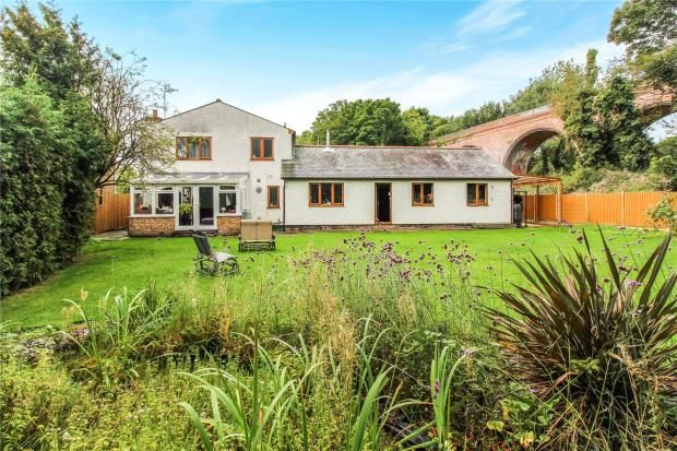 Thumbnail Detached house for sale in Sturmer Road, Haverhill, Suffolk