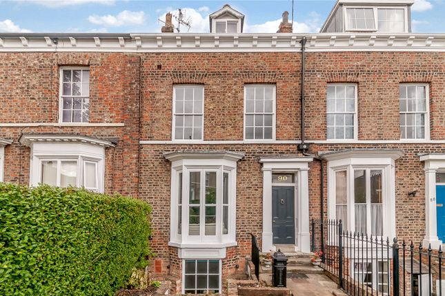 Thumbnail Terraced house for sale in Holgate Road, York