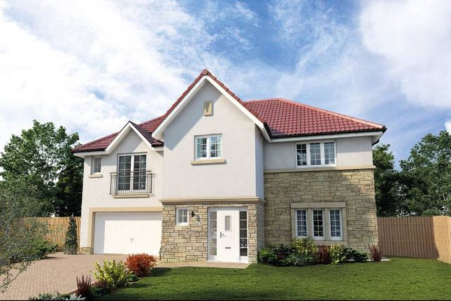 "Thumbnail Detached house for sale in ""The Kennedy"" at Jardine Avenue, Falkirk"