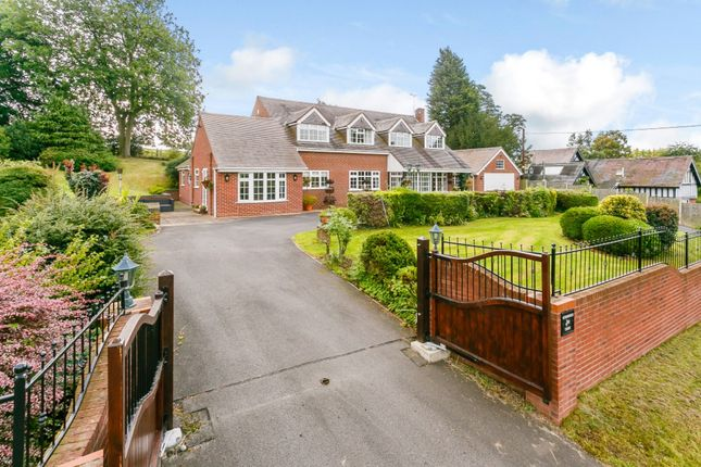 Thumbnail Detached house for sale in Hollybush Road, Burton-On-Trent, Staffordshire