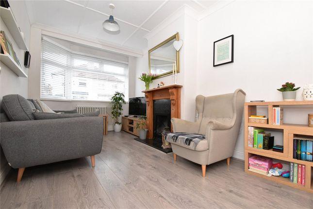 Living Area of Beaconsfield Road, Bexley, Kent DA5