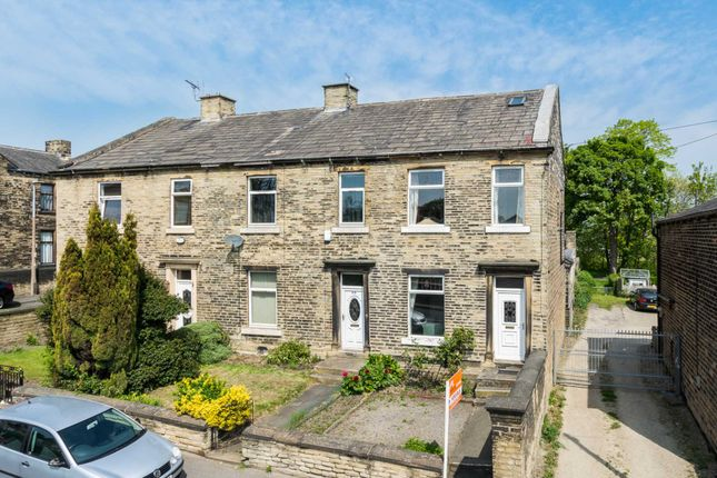 Thumbnail Terraced house for sale in Albert Street, Whitcliffe Road, Cleckheaton