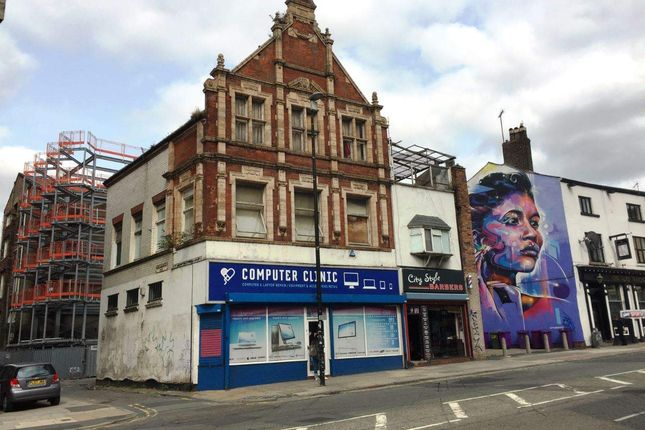 Thumbnail Commercial property for sale in London Road, Liverpool