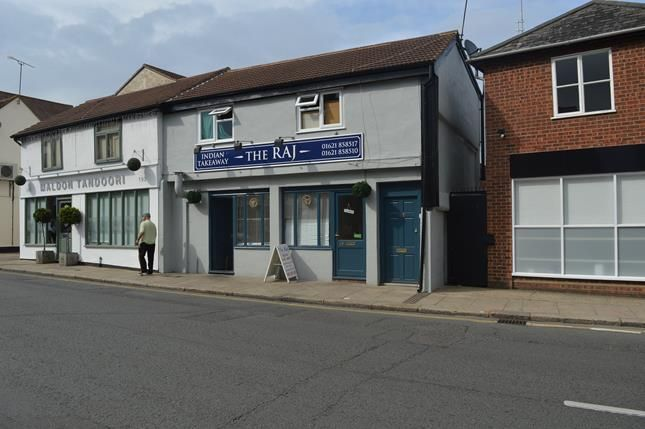 Thumbnail Commercial property for sale in 195, 195A, 195B, 195C & 195D High Street, Maldon