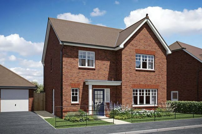 Thumbnail Detached house for sale in The Yatton, The Strawberry Field, Rea Lane, Hempsted