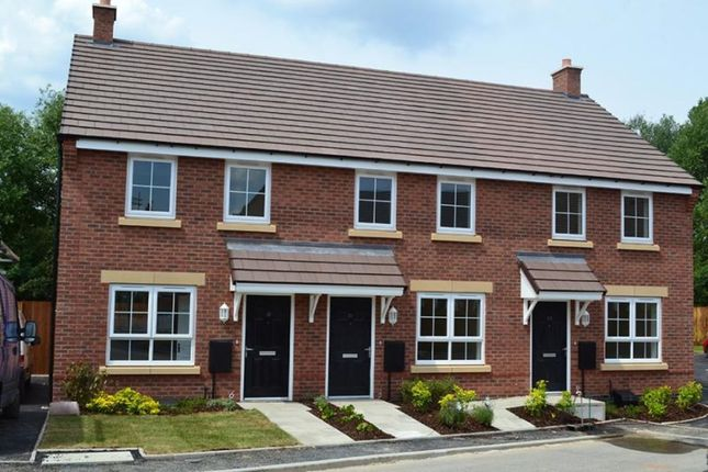Thumbnail Semi-detached house for sale in Cedar Walk, Offenham, Evesham