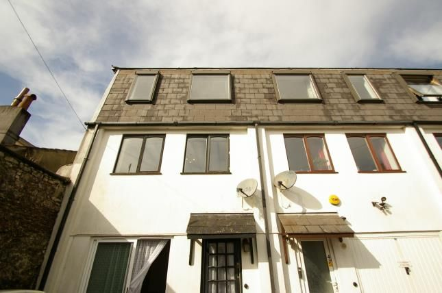 Thumbnail End terrace house for sale in North Hill, Plymouth, Devon