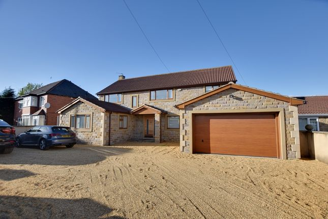 Thumbnail Detached house for sale in Selby Road, Swillington Common, Leeds, West Yorkshire