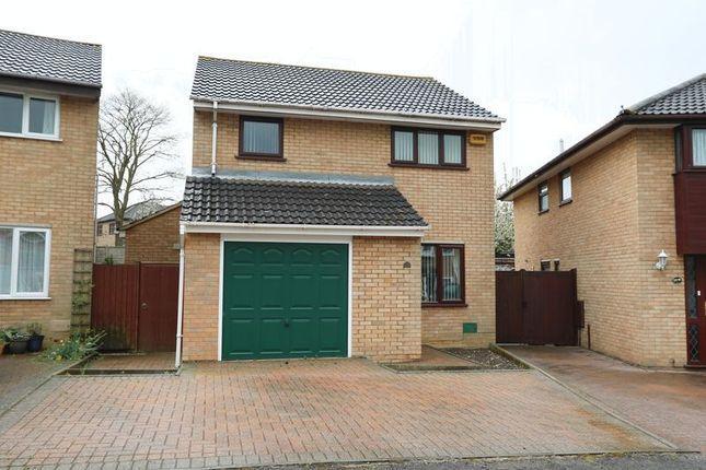 Detached house for sale in Oakridge, Furzton, Milton Keynes