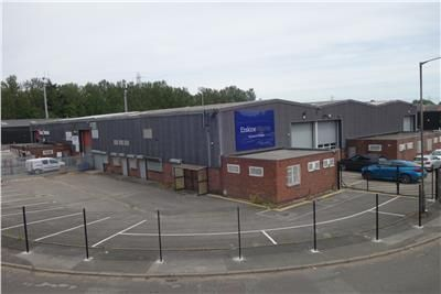 Thumbnail Industrial for sale in 20 & 20A Accord Place, Telford Road, Ellesmere Port, Cheshire