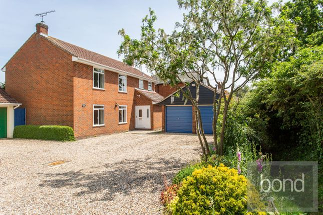 4 bed detached house for sale in The Common, East Hanningfield, Chelmsford CM3