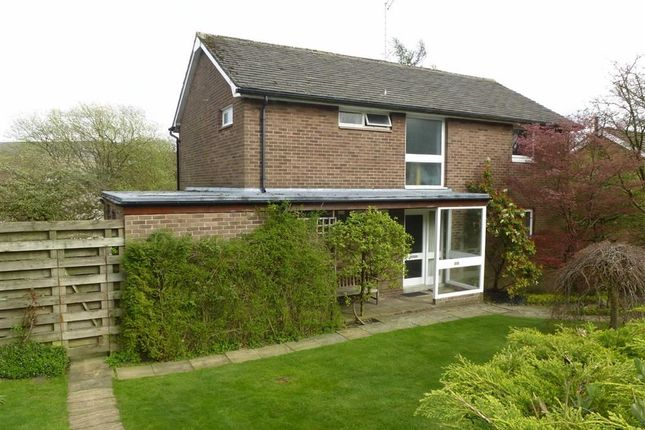 Thumbnail Detached house for sale in Woodhead Road, Glossop, High Peak