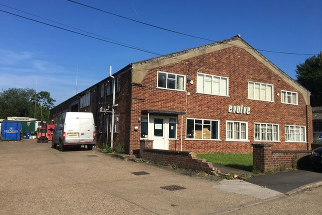 Thumbnail Industrial for sale in Harefield Road, Rickmansworth