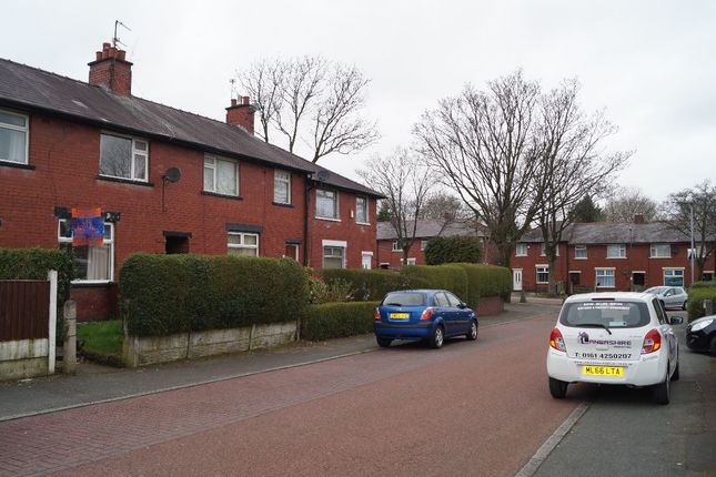 Thumbnail Terraced house for sale in Stirling Grove, Whitefield