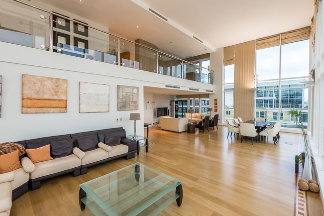 Thumbnail Flat to rent in Imperial Wharf, Fulham
