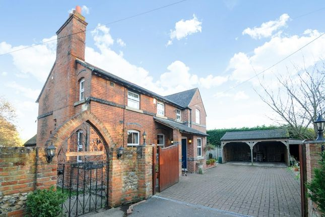 Thumbnail Cottage for sale in Little Marlow, Buckinghamshire