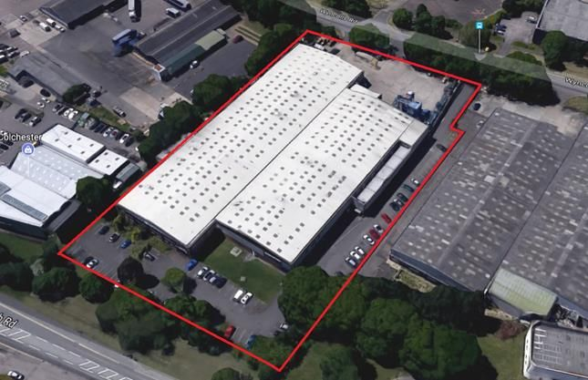 Thumbnail Light industrial to let in Unit 2, Wyncolls Road, Severalls Park, Colchester, Essex