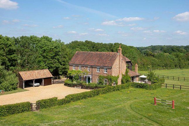 Thumbnail Detached house for sale in Shelton Road, Upper Dean, Huntingdon, Bedfordshire