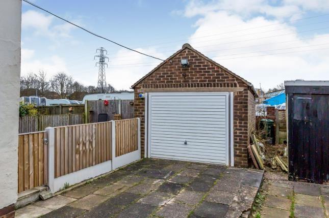 Garage of Tregew Place, Newcastle, Staffordshire ST5