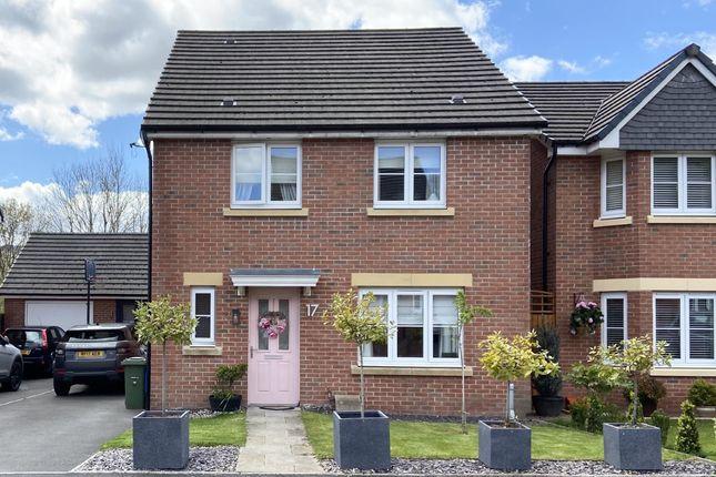 Thumbnail Detached house for sale in Maes Y Ffion, Llwydcoed, Aberdare, Mid Glamorgan