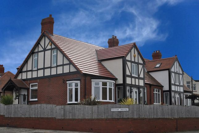 Thumbnail Semi-detached house for sale in Ridgeway Crescent, Sunderland