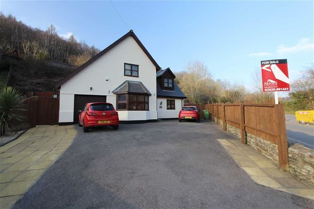 Thumbnail Detached house for sale in Caerphilly Road, Llanbradach, Caerphilly