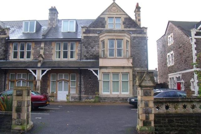Thumbnail Flat to rent in Ellenborough Park South, Weston-Super-Mare