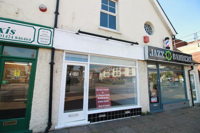 Thumbnail Property to rent in Cooden Sea Road, Bexhill-On-Sea