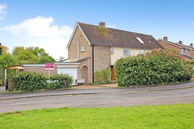 3 bed semi-detached house for sale in Burford Road, Witney