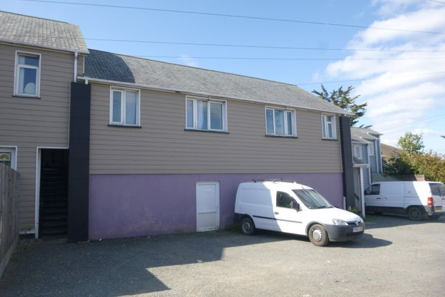 Thumbnail Flat to rent in Valley Road, Bude, Cornwall