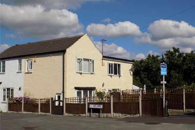 Thumbnail Semi-detached house for sale in Lee Lane, Heanor, Derbyshire